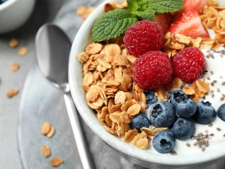 Är frukosten det viktigaste målet?