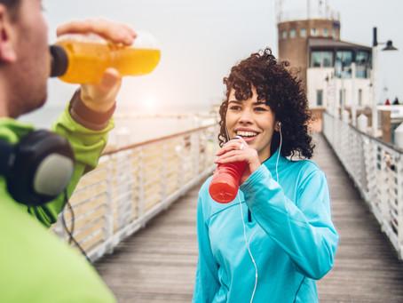 Skall du dricka energidrycker när du går på diet?