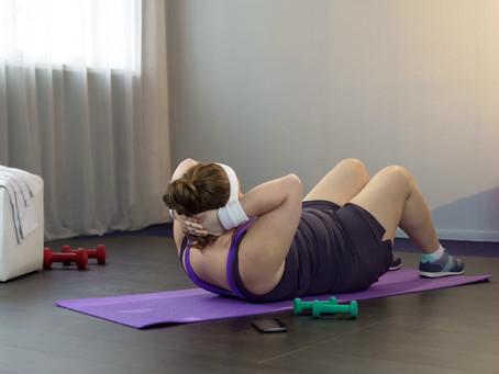 Är träning med den egna kroppen lika effektivt som med vikter?