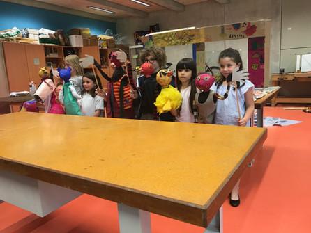 Atelier marionnette
