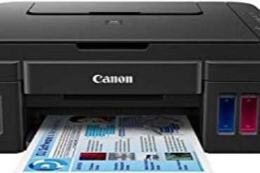 Canon Pixma G3000 All-in-One Wireless Ink Tank Colour Printer