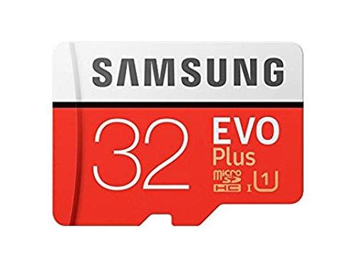 Samsung EVO Plus 32GB microSDHC UHS-I U1 95MB/s Full HD Memory Card with Adapter