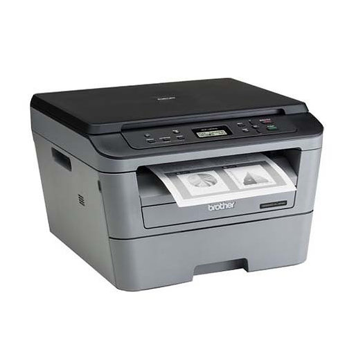 Brother DCP-L2520D Multi-Function Monochrome Laser Printer with Auto-Duplex Prin