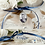 Thumbnail: Bridal Bouquet Photo Charm, Custom Photo charm, Silver Photo Charm, Gold Bouquet