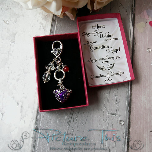 Wishes Handbag Charm