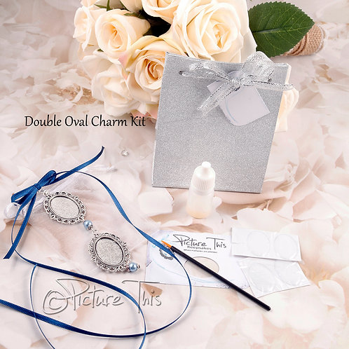 DIY Bouquet charm kit, DIY charm, DIY memorial charm kit, Bridal shower gift.
