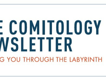 Comitology Newsletter November 2019
