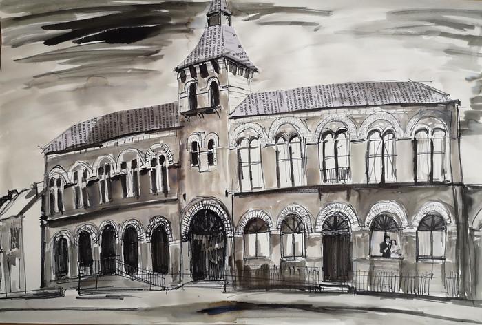 Borough Hall, Hartlepool