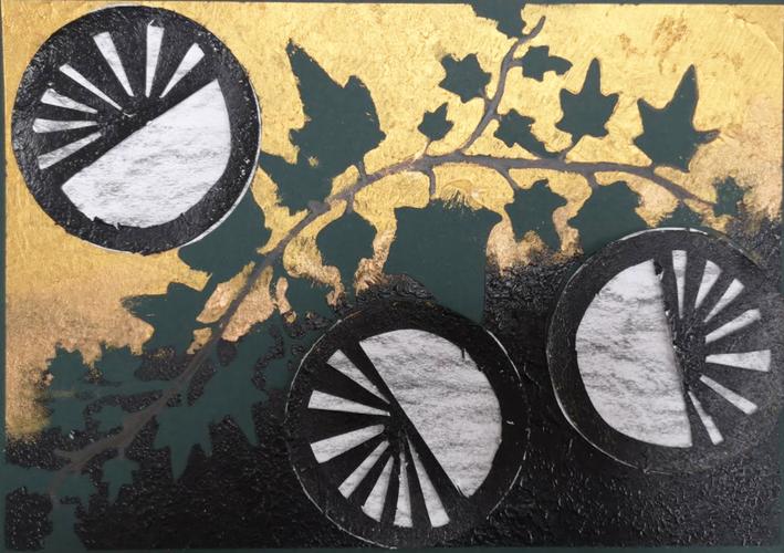 Ann Diment - 'Black Gold'