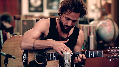 Guitarist of the month #7 - John Butler | Sounds Plus - Suffolk's