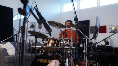 Drum Tracking