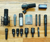 Some of our Microphones