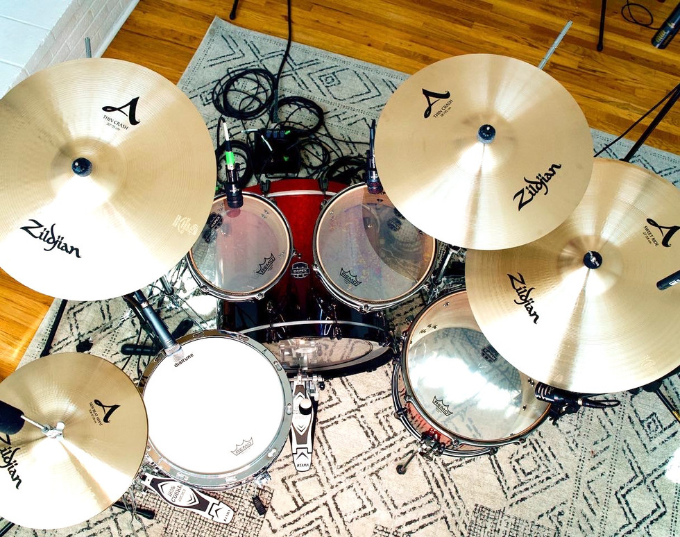 Ziljian A Custom Cymbals