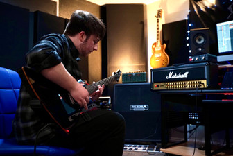 Tracking Guitars through a Marshall JVM