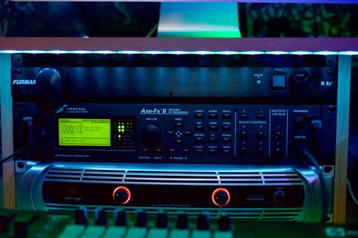 The Fractal Audio Axe FX II
