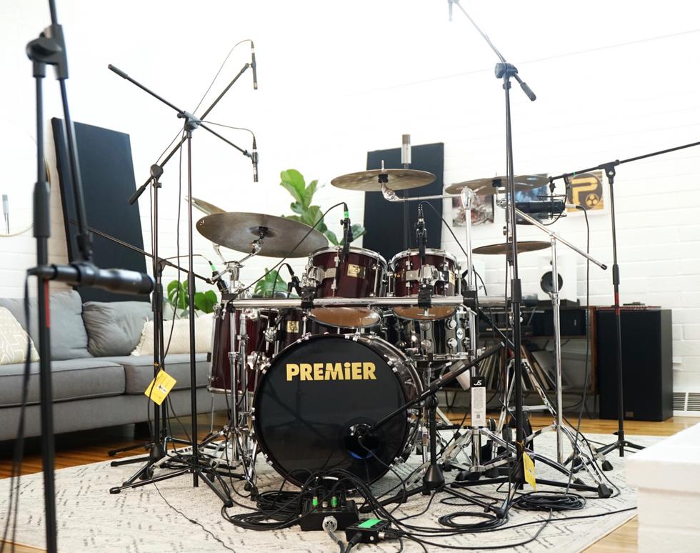 The Drum Room