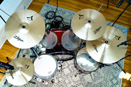 Zildjian A Custom Cymbals availalbe