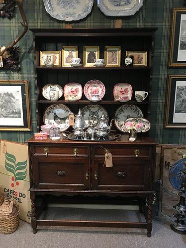 Antique English Hutch 19th Century