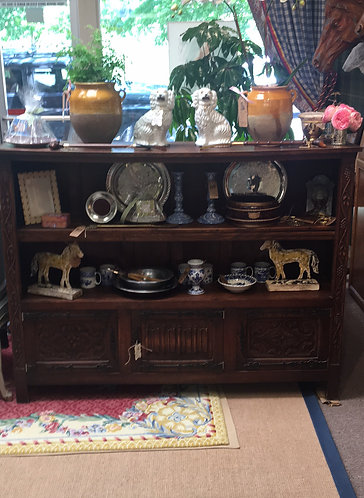 Antique French Bookcase