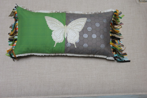 Jennifer Sampou Hensley Custom Pillow