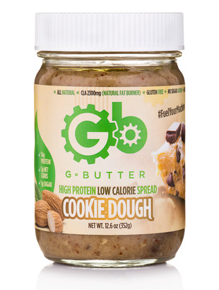 G Butter Cookie Dough Ingredients