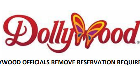 No Reservation Required!