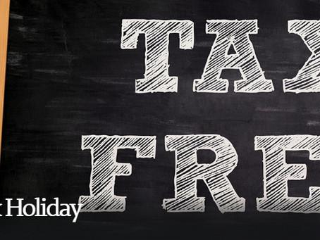 Tax Free Shopping!
