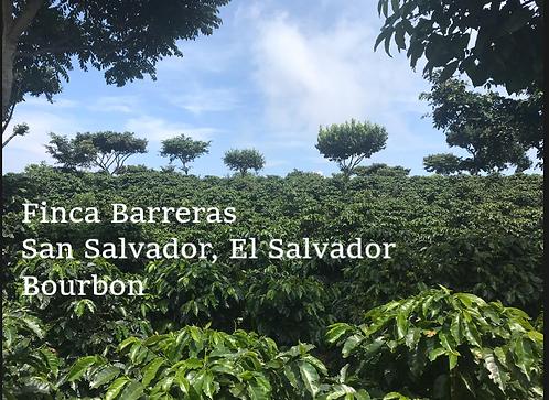 Finca Barreras El Salvador Bourbon