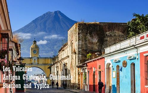 Los Volcanes Antigua, Guatemala