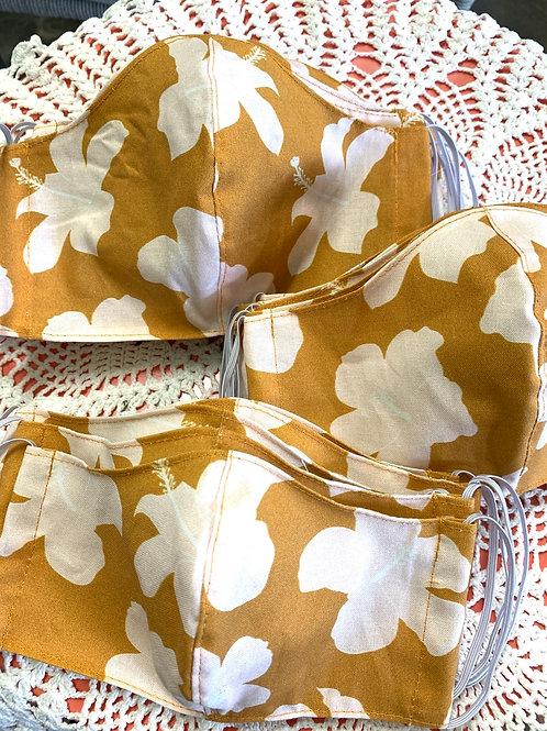Aloha Hibiscus Mask