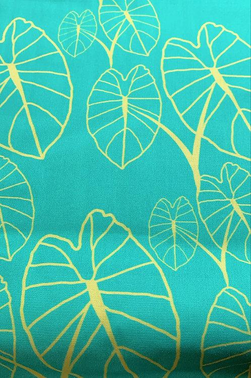 Neon Green Kalo Minky Blanket