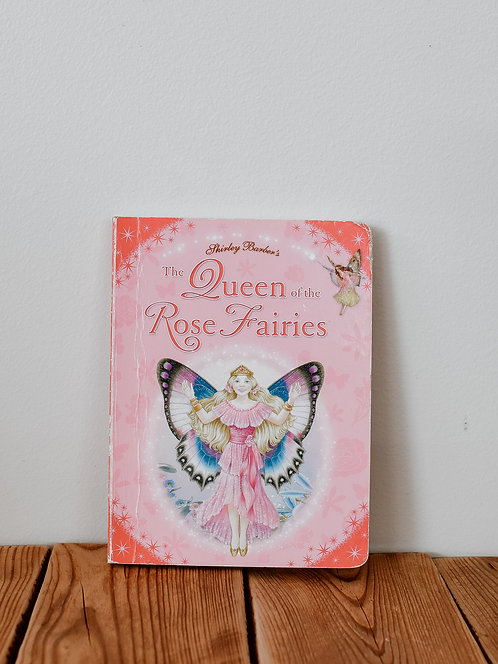 The Queen of the Fairies by Shirley Barber