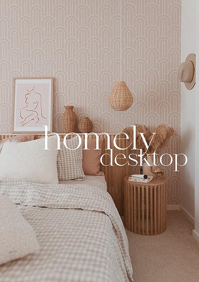 Homely Desktop pack