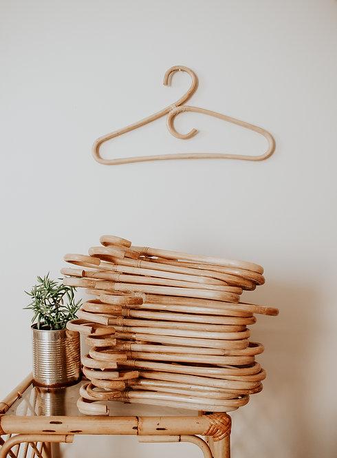 10 rattan hangers for $50