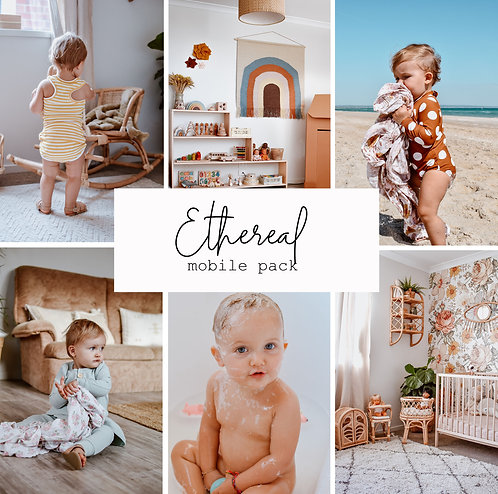 Ethereal Mobile 8 presets pack