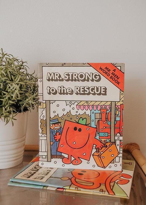 Mr Men Word Books