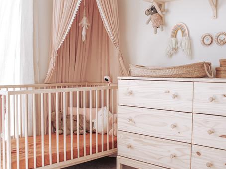 Ambre's new bedroom reveal