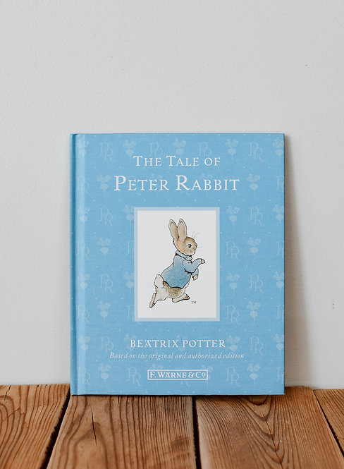 The Tale of Peter Rabbit Beatrix Potter