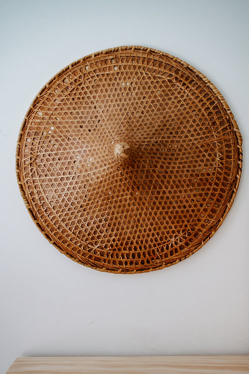 Woven chinese hat