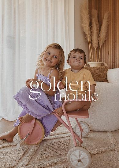 Golden Mobile 8 pack