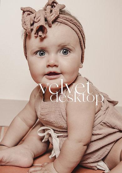 Velvet Desktop Pack