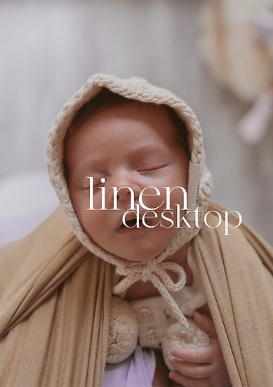 Linen Desktop Pack