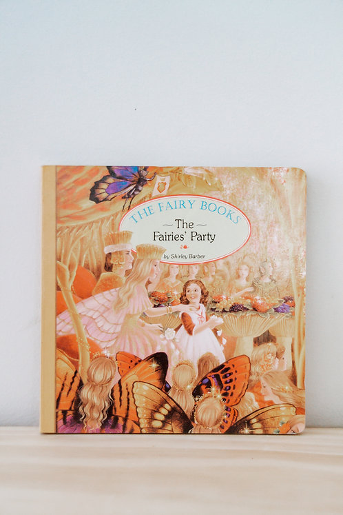 The Fairie's Party Shirley Barber