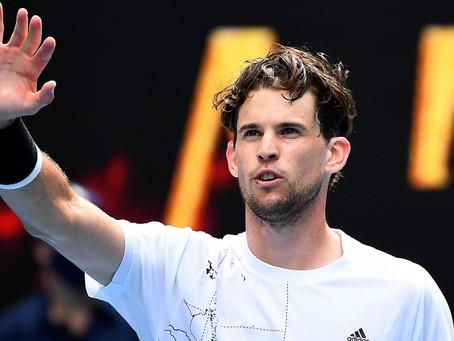 Australian Open: Thiem da vuelta un partido imposible ante Nick Kyrgios