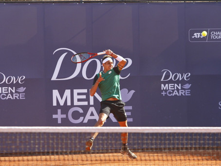 Tabilo cae de forma inapelable en las semifinales del Challenger de Concepción
