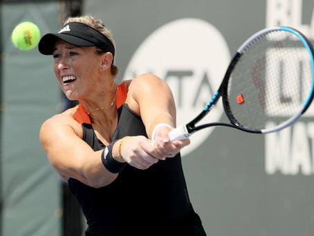 Guarachi y Krawczyk caen ante Coco Gauff y McNally en el Australian Open