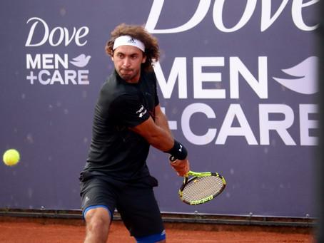 Gonzalo Lama recibe la última Wild Card del ATP de Santiago