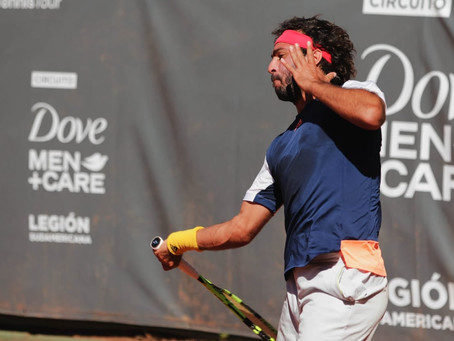 Lama se convierte en el 4to tenista chileno mejor clasificado tras la actualización del ranking ATP