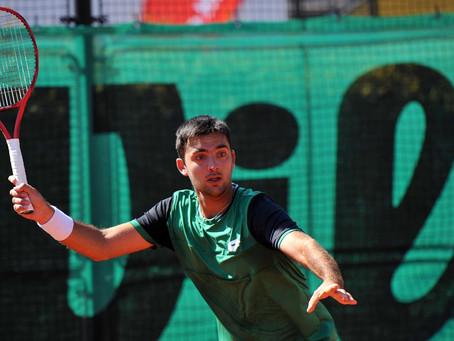 Roland Garros: Seguel se despide en el estreno, Barrios posterga su final hasta el martes