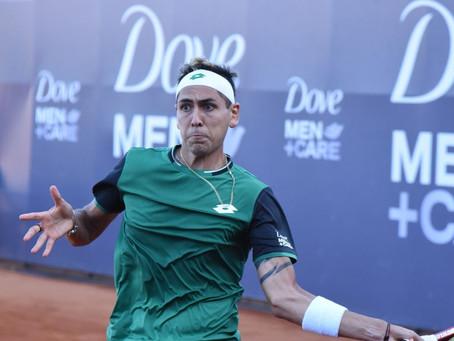 La mejor victoria de Tabilo: Derrota a Coria en su paso a semifinales del Challenger de Concepción